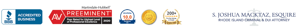 RI Lawyer Badges