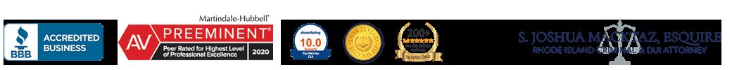 RI Lawyer Badges